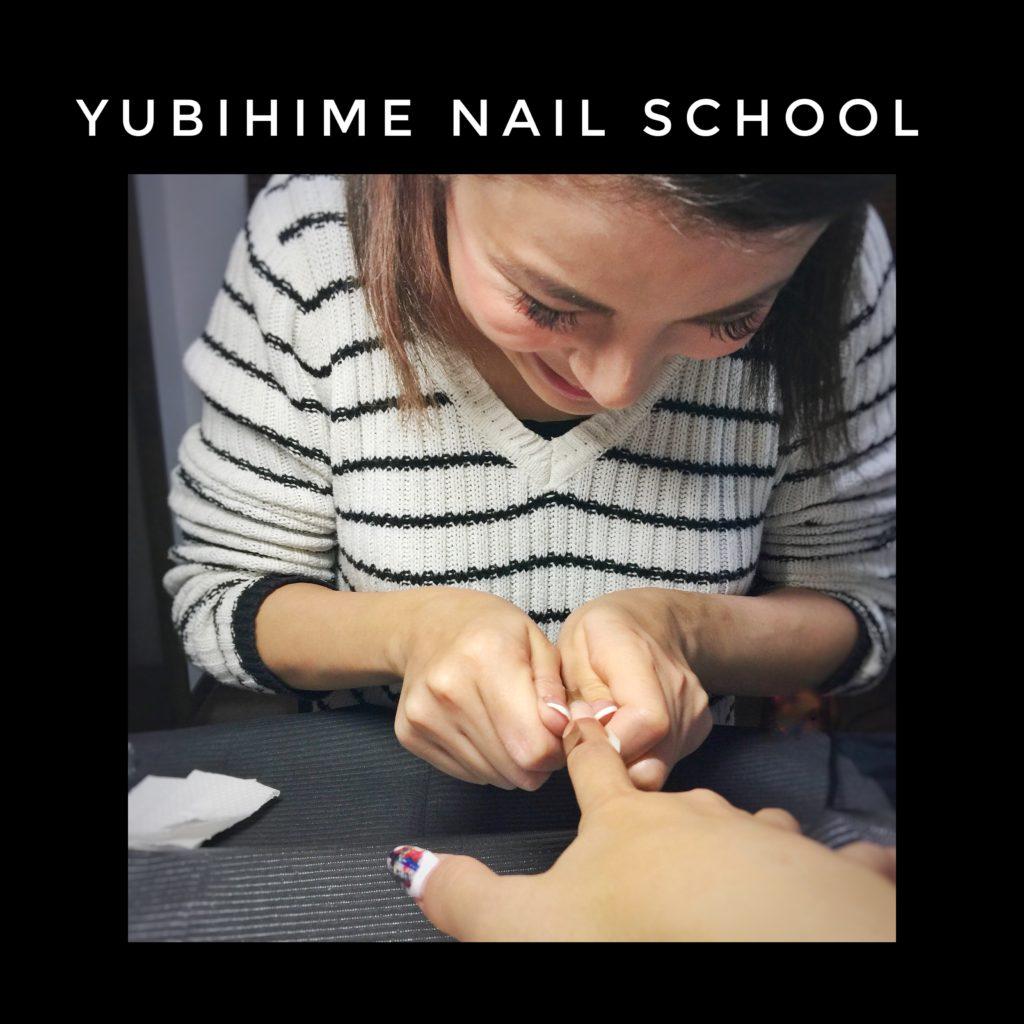 YUBIHIME NAIL SCHOOL