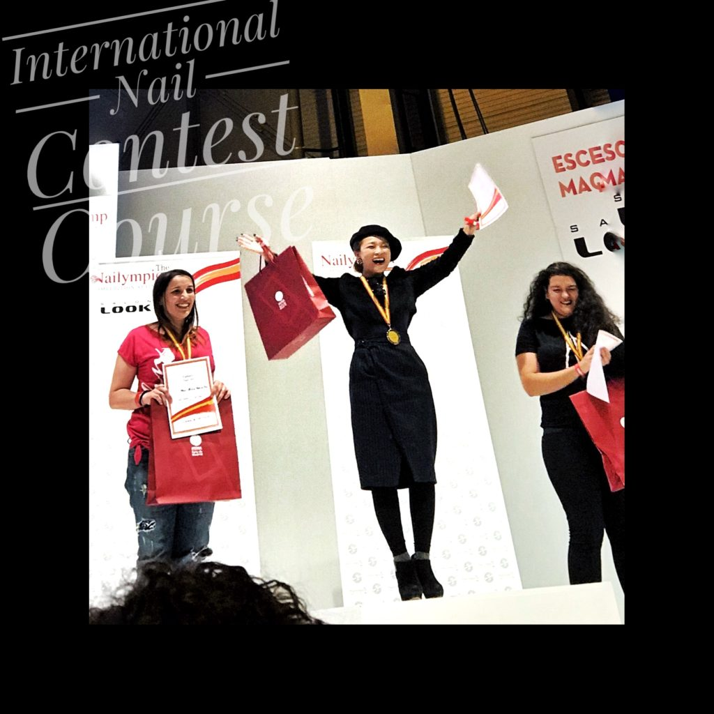 International Nail Contest Course