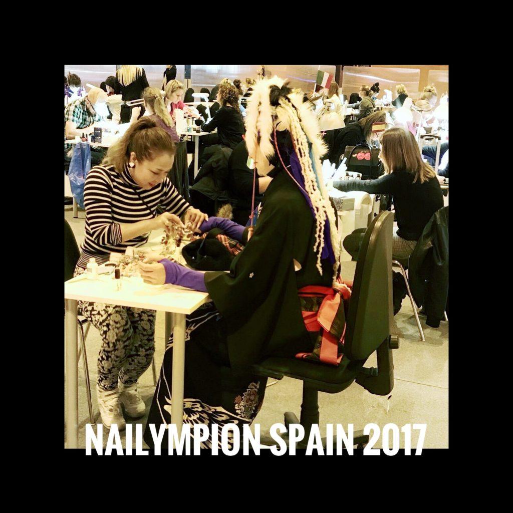 Nailympion Spain 2017